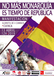 Abril republicano Cuenca