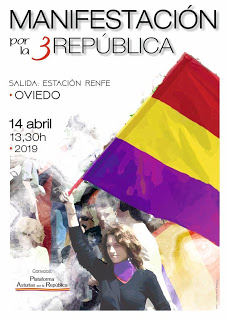 Abril republicano Oviedo