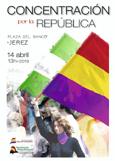 Abril republicano Jerez
